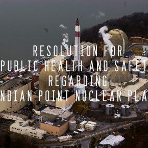 Health & Safety Resolution