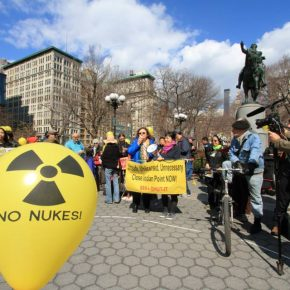 Fukushima to Indian Point - We're All Connected
