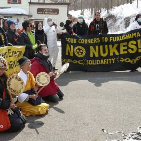 Photos from March 8 Fukushima + 4 Peace Walk