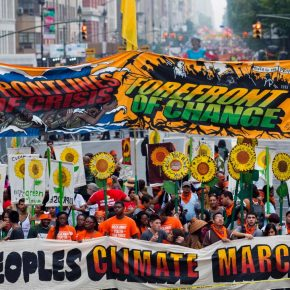 Global Climate March