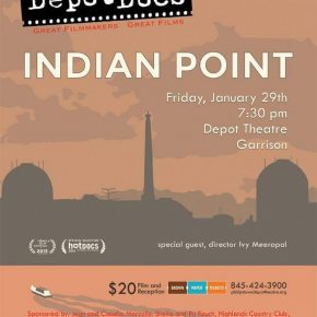 "January 29th: ""Indian Point"" Screening In Garrison"