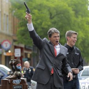 Rick Perry to Lead the Department of Energy