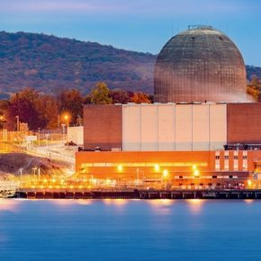 """POWERING DOWN: AN END TO THE LONG BATTLE AGAINST INDIAN POINT"" by Richard Brodsky"
