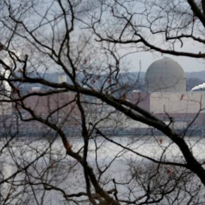 """""""Nuclear Plant's Closing Raises New Fears for Jobs and Taxes"""" by Lisa W. Foderaro"""