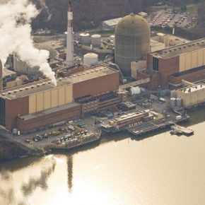 """No gas-fired power plant at Indian Point"" by Paul Gallay"