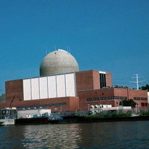 """Westinghouse files for bankruptcy, in a blow to nuclear power industry"" by Steven Mufson"