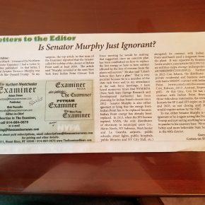 Is Senator Murphy Just Ignorant?