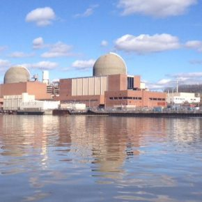 Indian Point Unit 3 Is Shut Down To Fix A Leak
