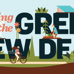 Growing the Green New Deal Mobilization