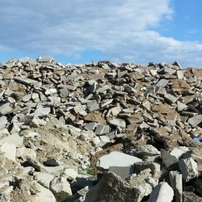 Calls to reuse concrete from demolished nuclear sites