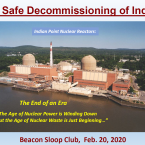 Decommissioning presentation