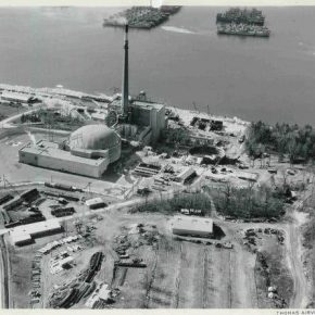 Indian Point's Unit 2 reactor prepares to shut down for good, ending nuclear optimism era