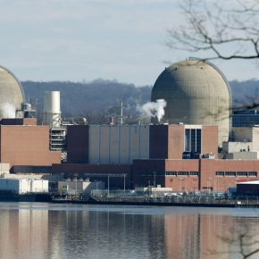 Curtain lowers on nuke plant a stone's throw from Manhattan