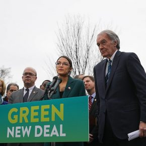 Nuclear power in the Green New Deal?