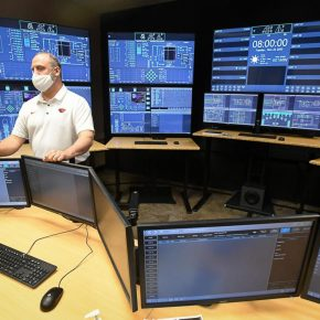 OSU center shows off NuScale work