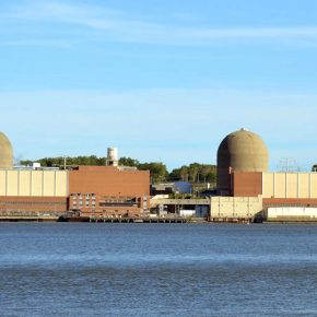 Sale of Indian Point approved