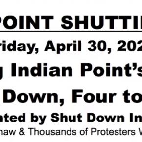 INDIAN POINT SHUTTING DOWN Zoom Meeting Recording